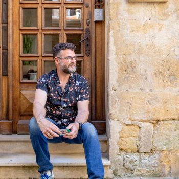 Christophe Larequie Hôtel des Récollets Sarlat