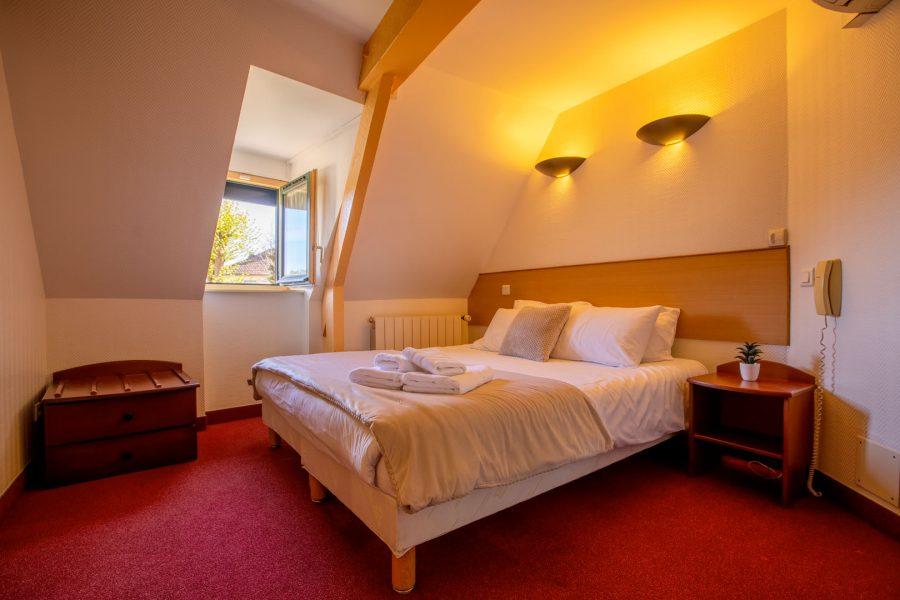 Hôtel Sarlat centre chambre confort