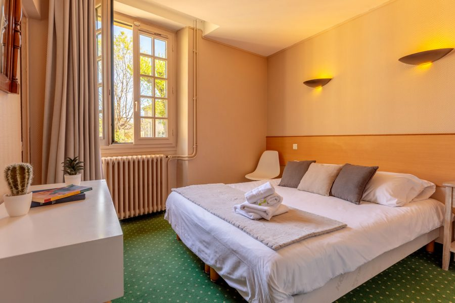 Hôtel Sarlat centre chambre familiale